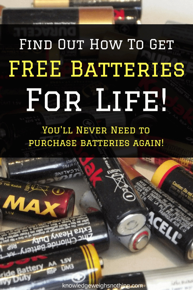 This Charger Can Recharge Disposable Batteries Learn More Save Money Alkaline Battery Batteries Recharge