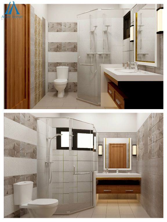 Latest Bathroom Interior 3d Design Ideas For Your Home Bathroom Interior Design Bathroom Design Bathroom Interior