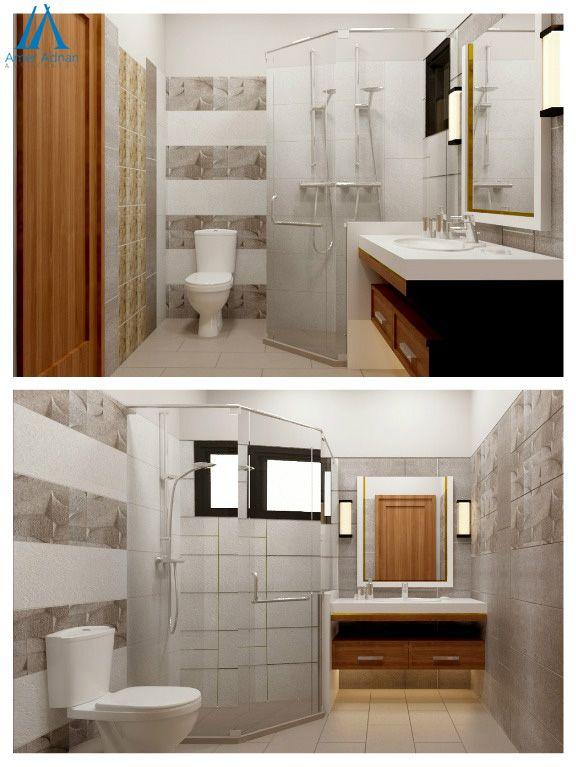 Latest Bathroom Interior 3d Design Ideas For Your Home Bathroom
