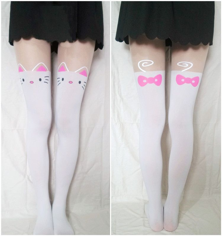 Precious kitten tights from SYDROME
