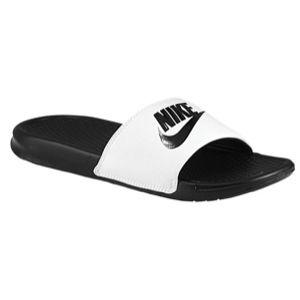 Mens slide sandals, Nike benassi