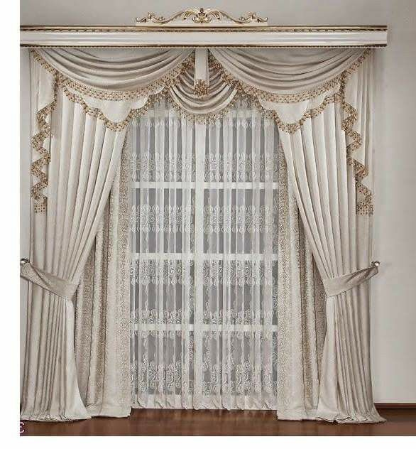 Pin Auf Accesorios Cortinas Persianas: Cortinas Decorativas, Cortinas