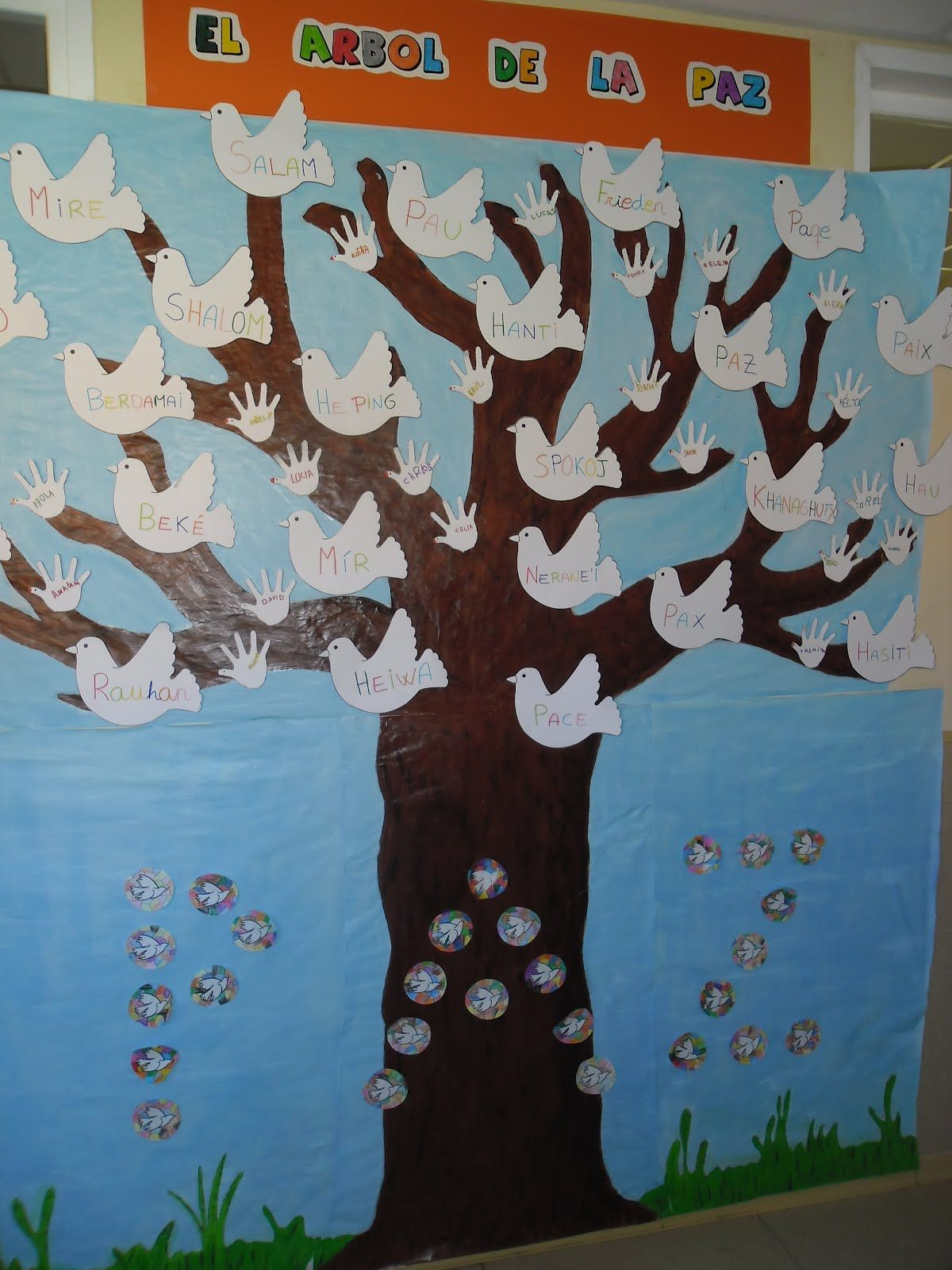 21 Ideas De Día De La Paz Dia De La Paz Paz Mural De La Paz