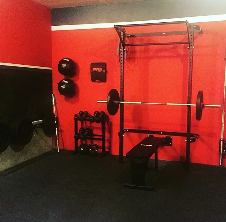 What color would you paint your home gym? its your decision