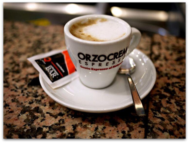 English In Italian: Caffe D'Orzo (Italian Roasted Barley Caffeine Free Coffee