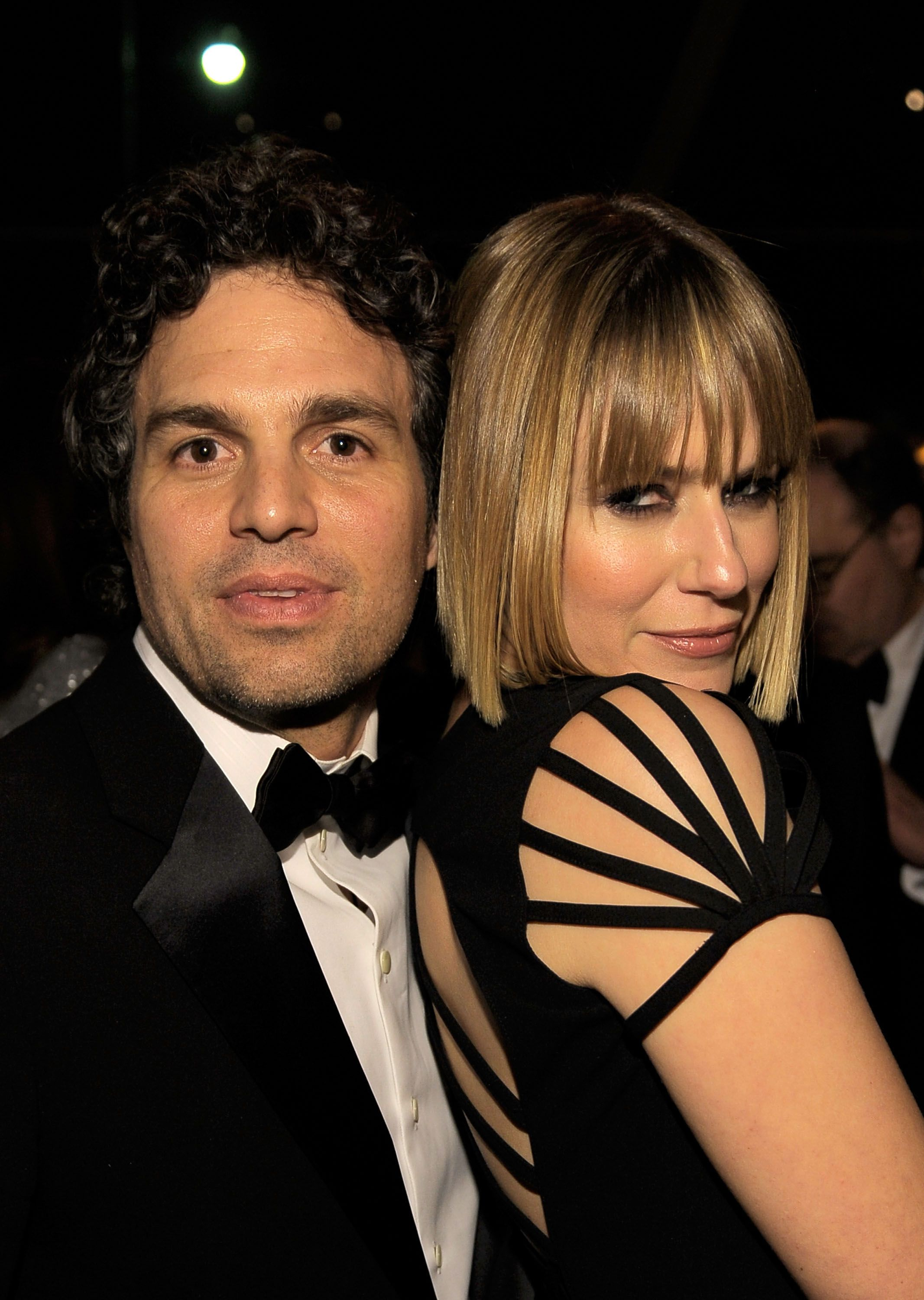 mark ruffalo and his wife sunrise coigney mark ruffalo. Black Bedroom Furniture Sets. Home Design Ideas