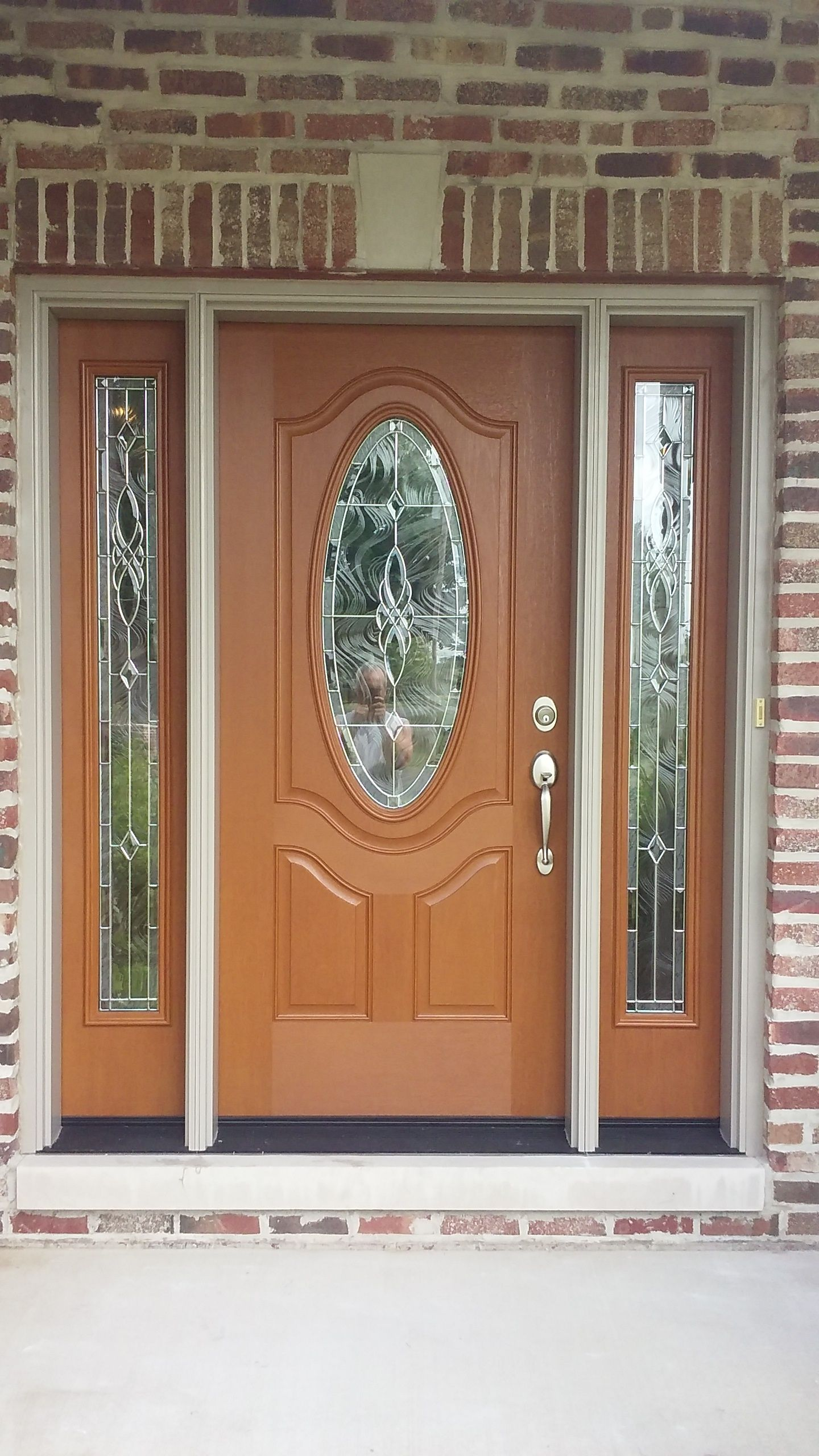A Mastercraft Prehung Exterior Door Is A Great Addition To Any