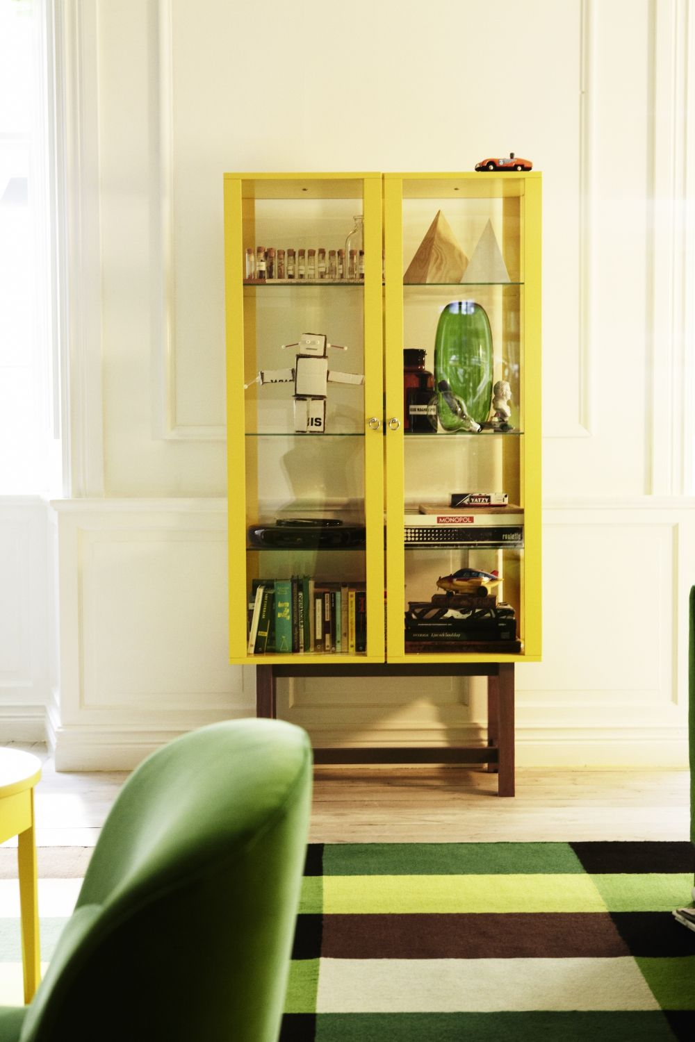 Brighten Up Your Living Room With Showstopping Storage Stockholm Glass Door Cabinet 275