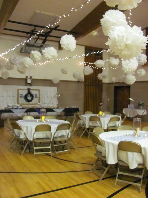 Header Wedding Open House Decorating Casino Gym Decor Pinterest