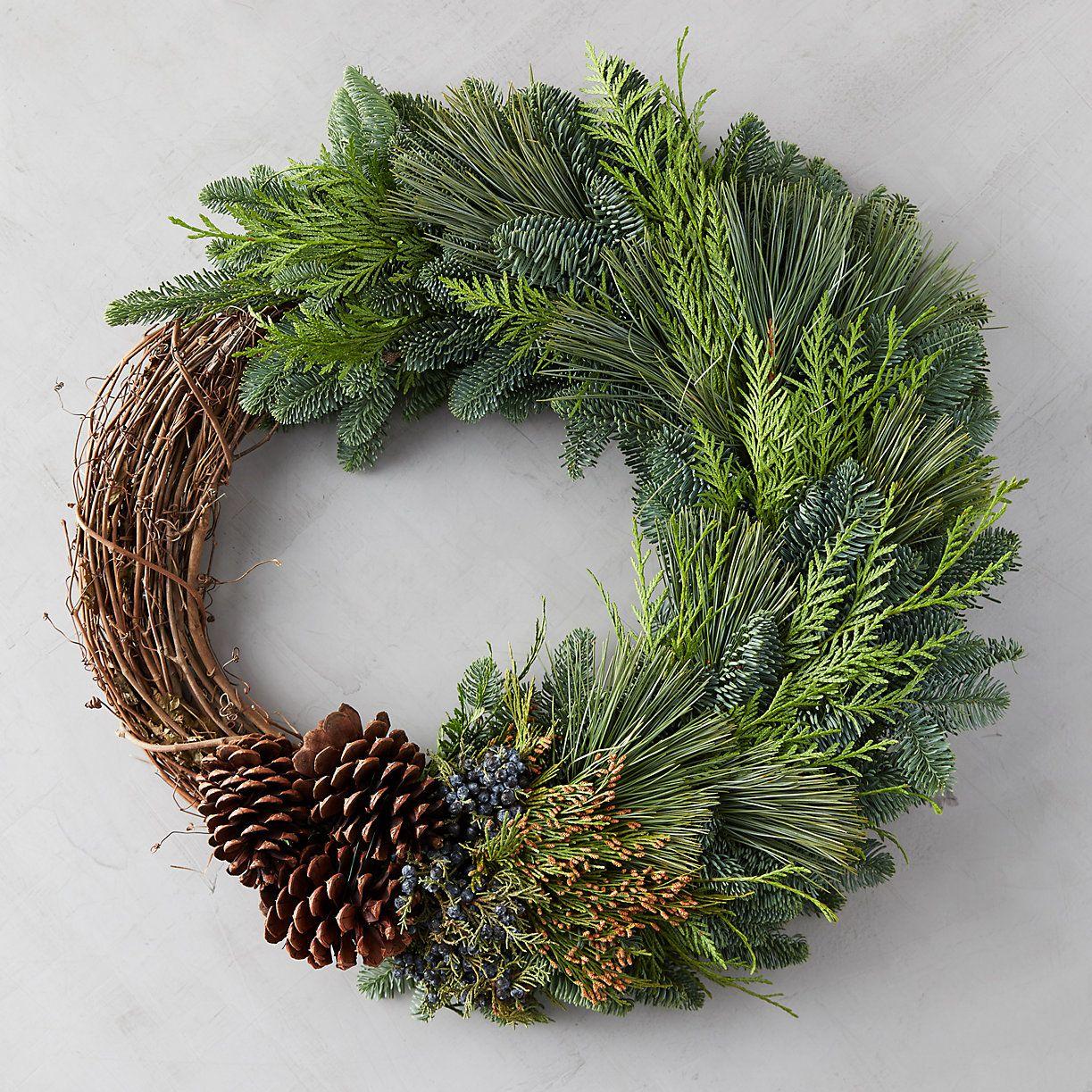 15++ Fresh christmas wreath making information