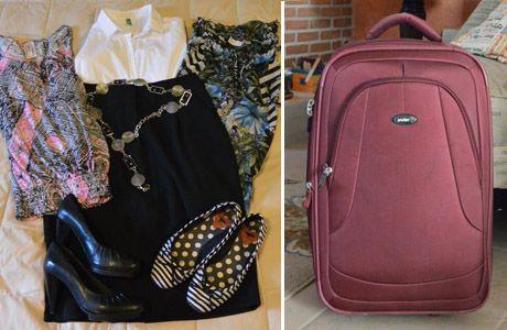 #Equipaje para un viaje de 10 días en una carry-on. Sí se puede! #viajar #maleta #travel