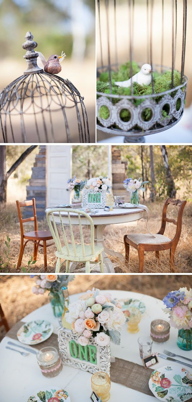 Boho Chic Wedding Style Shoot In California