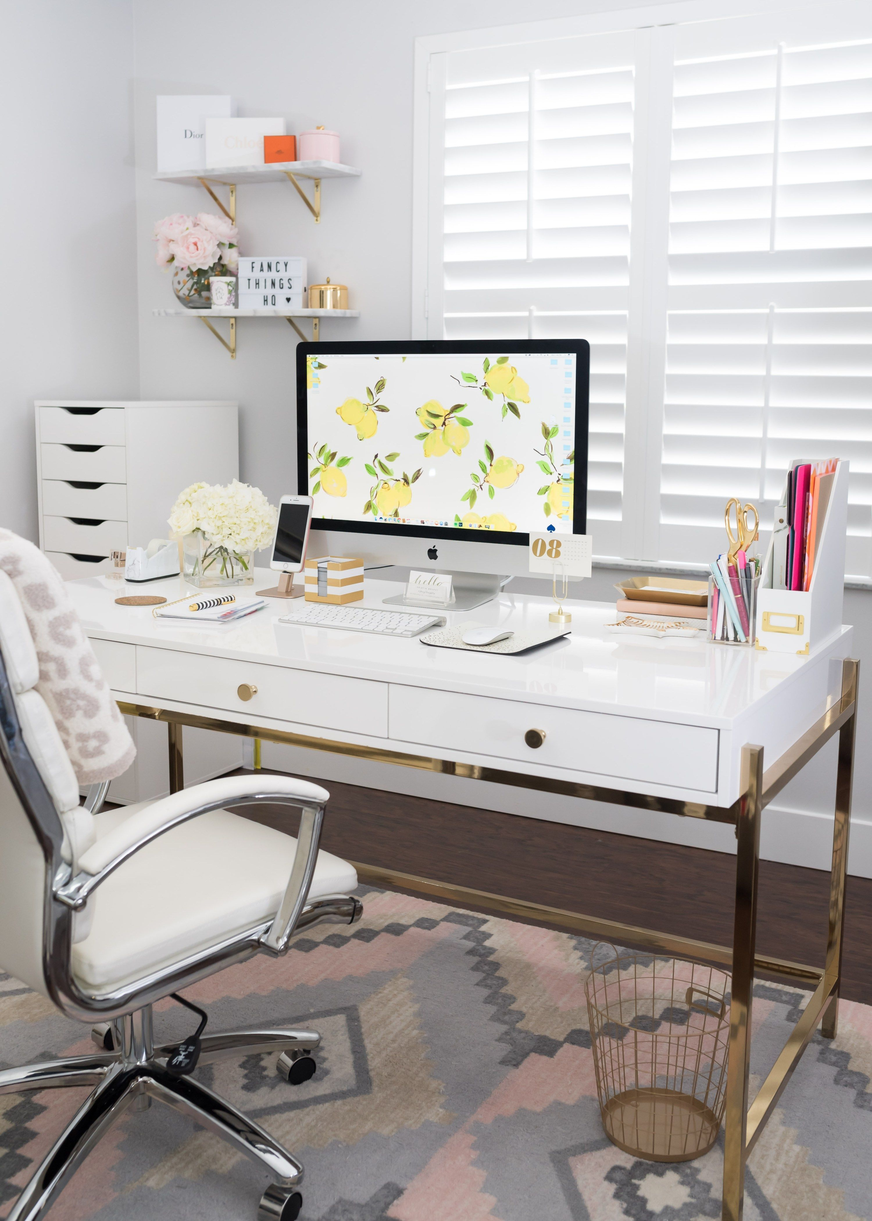 Cute Office Supplies And Decor Home Office Decor Home Office