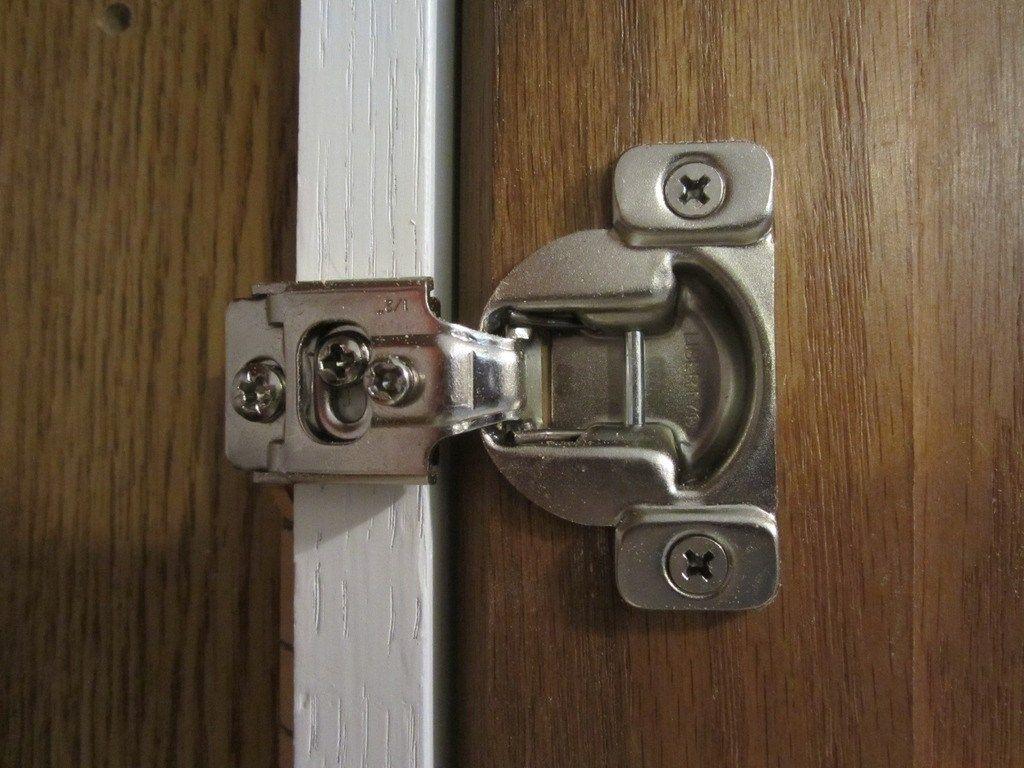 How to Install Hidden Hinges on Cabinet Doors | Hidden ...