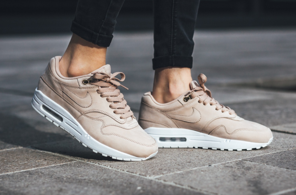 ec36b48f6a355a Bio Beige Covers The Latest Nike Air Max 1 Premium