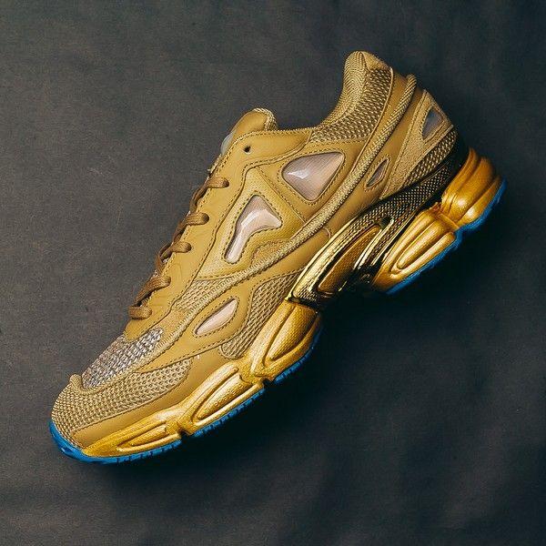 Adidas Raf Simons Ozweego 2 (Gold) $425