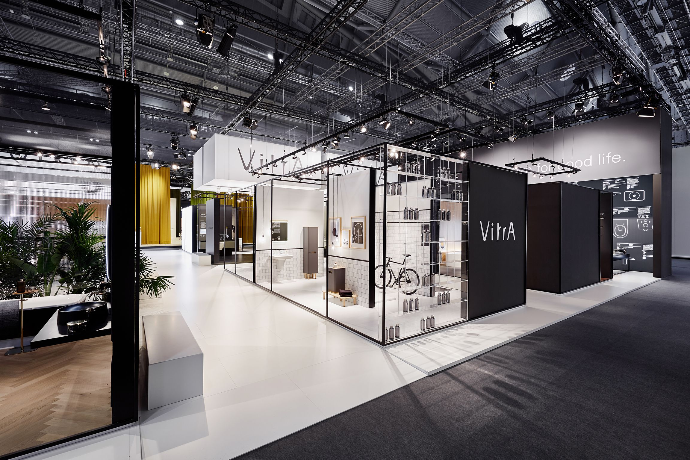 vitra ish frankfurt 2017 vitra ish pinterest. Black Bedroom Furniture Sets. Home Design Ideas