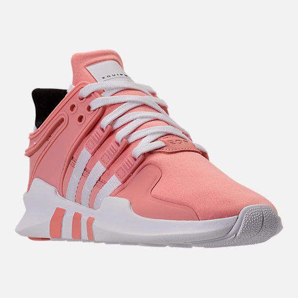 promo code a9326 a2b5f adidas Girls Grade School EQT Support ADV Casual Shoes