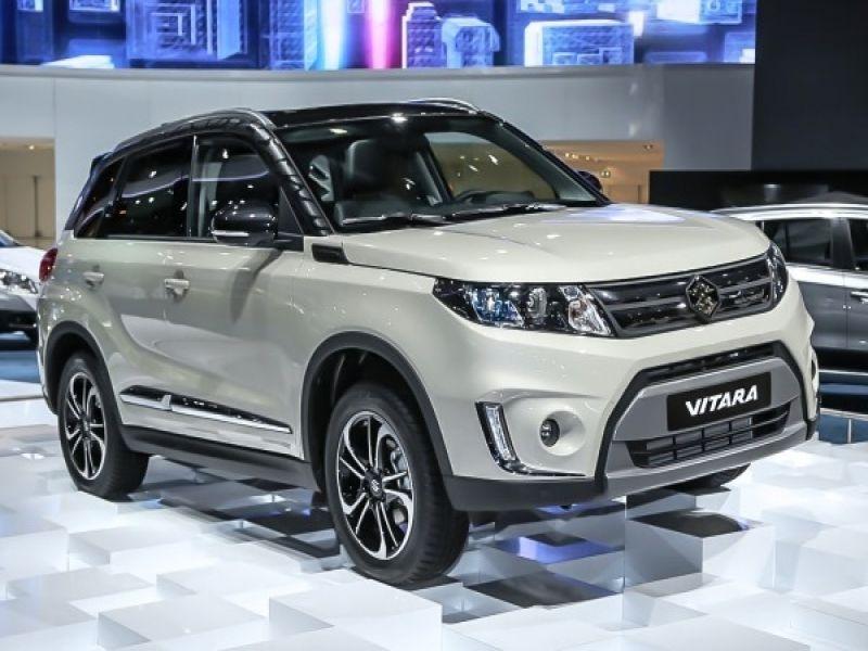 Maruti Suzuki New Launch Car In India New Launch 2015 16 Maruti Suzuki  Vitara Compact Suv