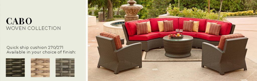 Chicago Wicker Cabo Collection, Outdoor Furniture Chicago
