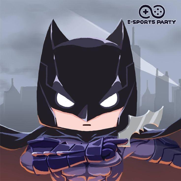 Batman Chibi Profile Picture Arena Of Valor
