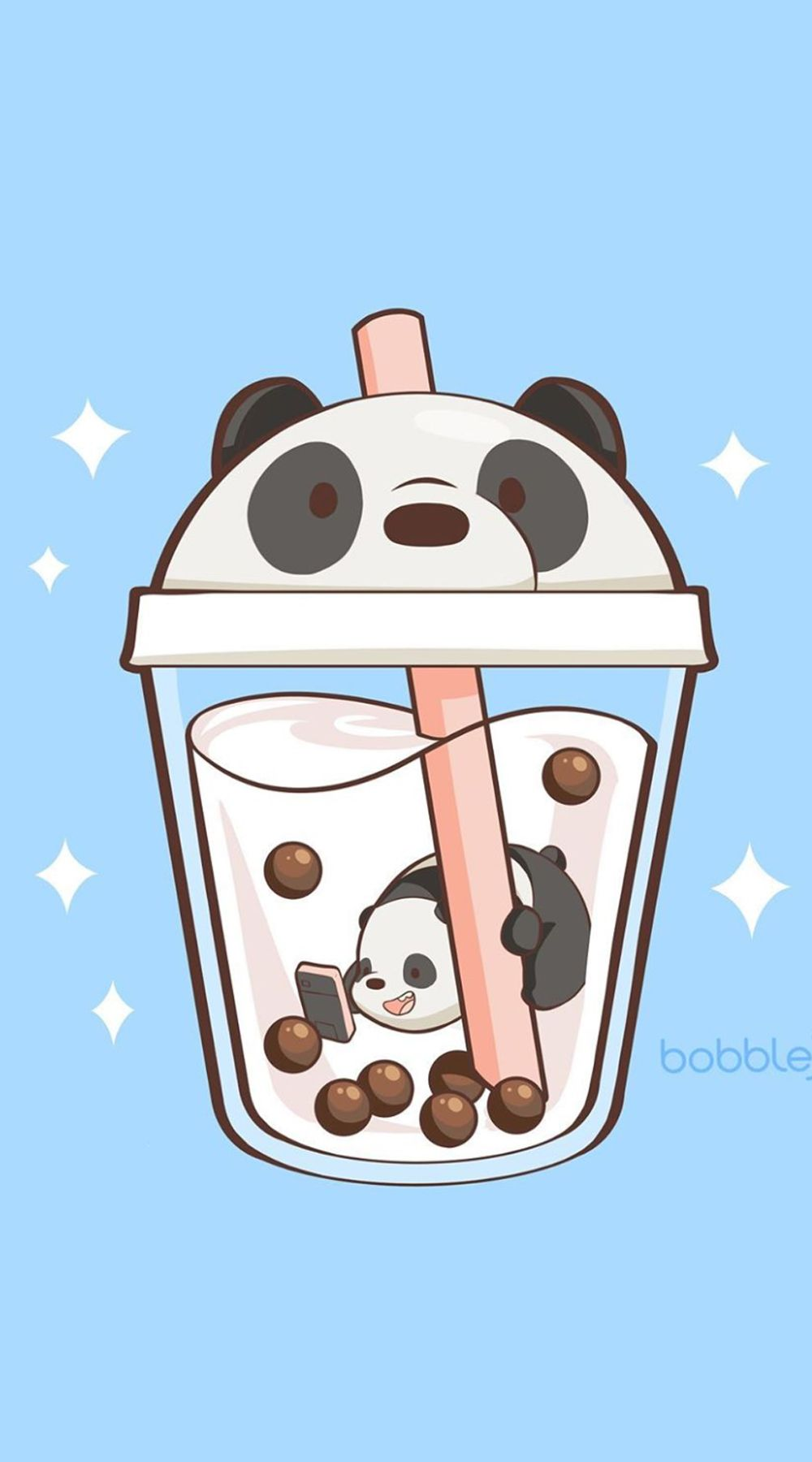 Pin By Sophia Ortega On Cute Things In 2021 Cute Panda Wallpaper Cute Cartoon Drawings Iphone Wallpaper Girly