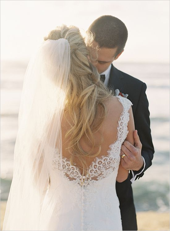 lace wedding dress from Blush Bridal Couture