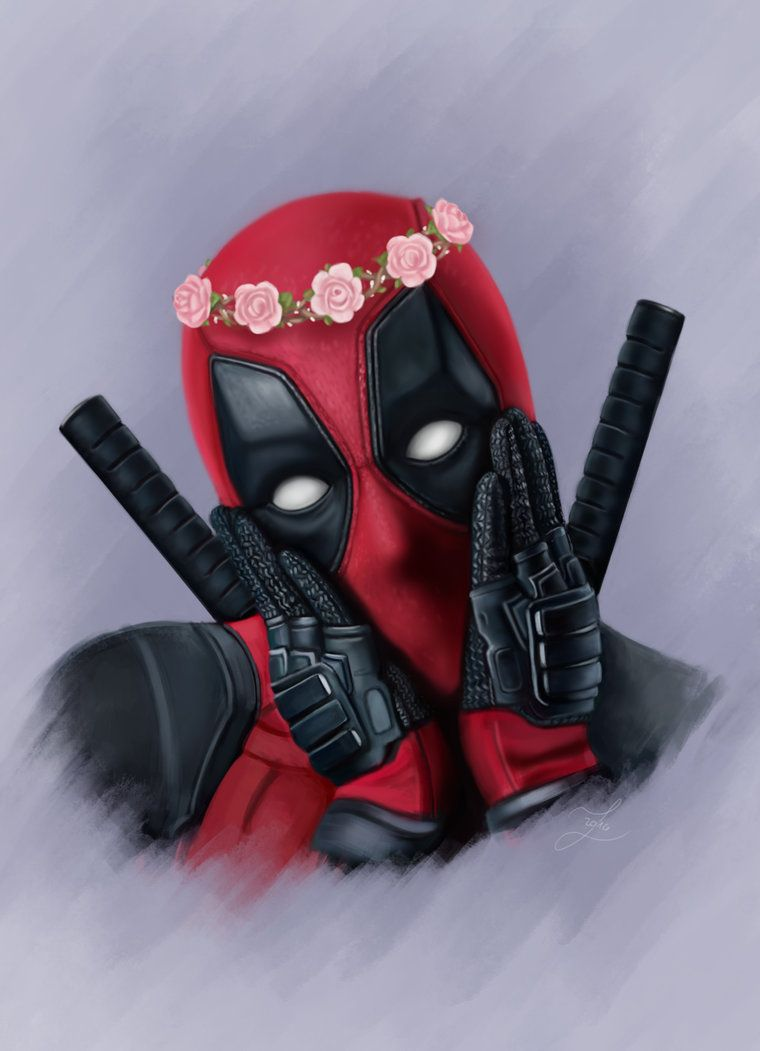 #Deadpool #Fan #Art. (Cute ass.) By: Zary-CZ. (THE * 5 * STÅR * ÅWARD * OF: * AW YEAH, IT'S MAJOR ÅWESOMENESS!!!™)[THANK U 4 PINNING!!!<·><]<©>ÅÅÅ+(OB4E)    https://s-media-cache-ak0.pinimg.com/474x/c4/fe/91/c4fe9122ed12de137800d49ec81e43fb.jpg