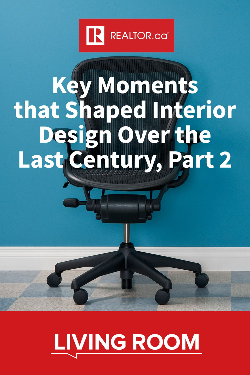 Key Moments That Shaped Interior Design Over The Last Century