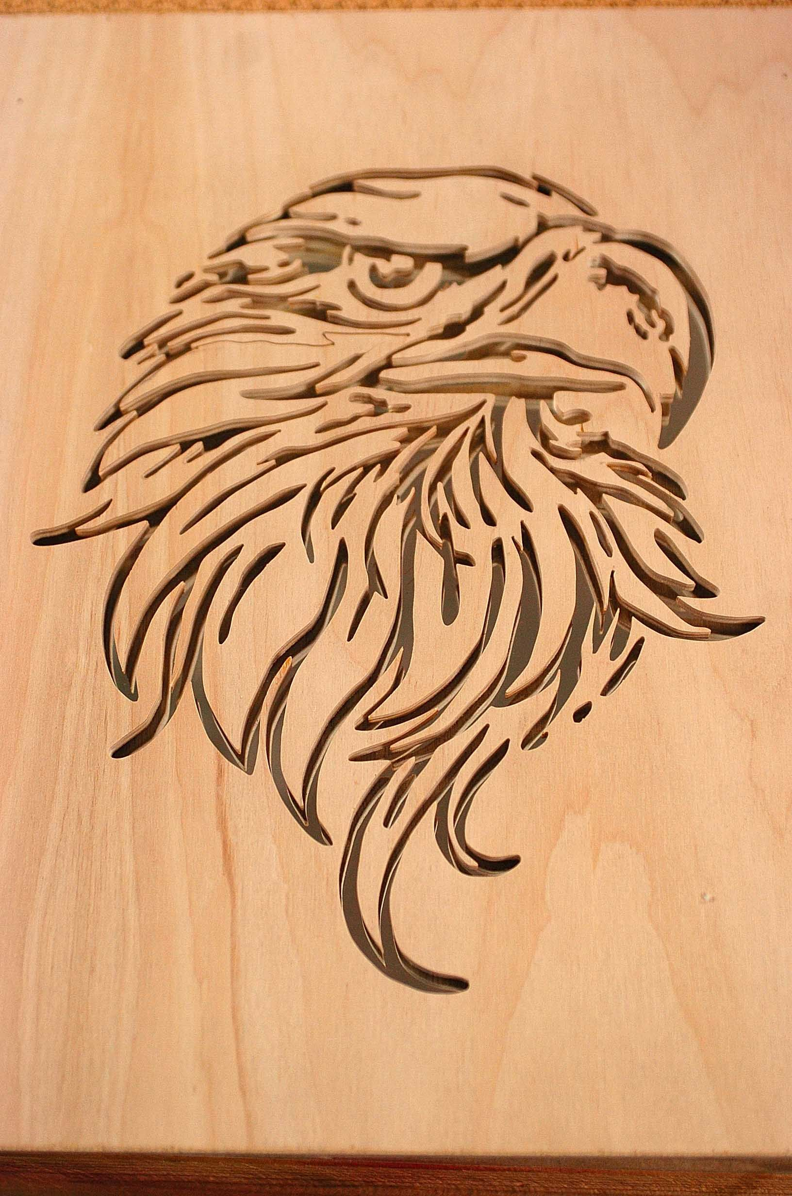 Pin by Virinchi on Projects to Try | Pinterest | Eagle, Woodcarving ...