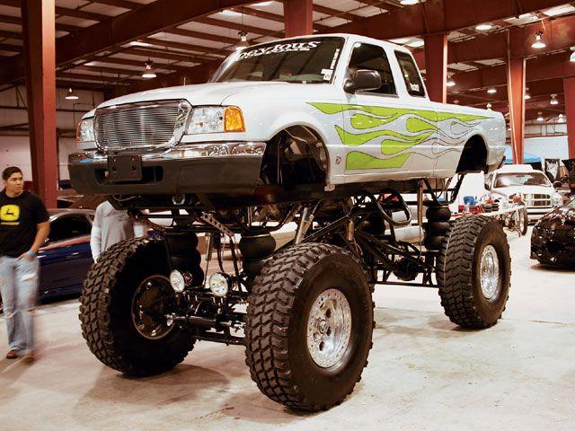 2007 Ford Ranger Wow Ford Ranger Trucks Lifted Trucks