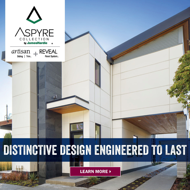 James Hardie Siding Aspyre Collection Buildwithbmc Com In 2020 Hardie Siding James Hardie Siding Smart Building