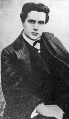 Amedeo Modigliani in 1903 while at Venice. @Deidra Brocké Wallace Birth name: Amedeo Clemente Modigliani Born 12 July 1884 Livorno, Italy Died 24 January ...