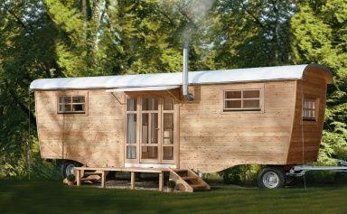 design gartenh user fertig zu kaufen mobile immobilie wohlwagen von alex borghorst. Black Bedroom Furniture Sets. Home Design Ideas