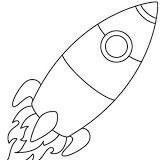 Cohete Nave Espacial Dibujo Naves Espaciales Y Dibujos