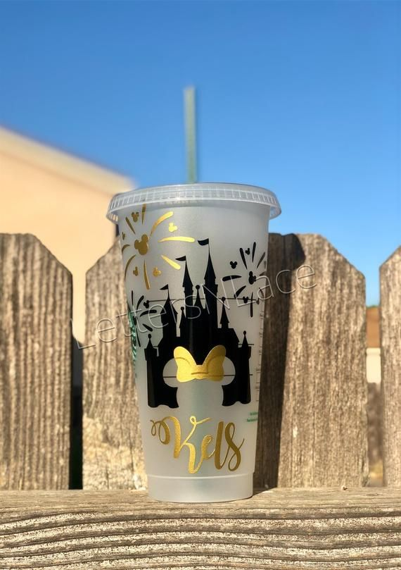 Your place to buy and sell all things handmade #disneycups