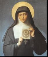 Elias Icons: writing and reading an icon of the Sacred Heart: Feast of St. Margaret Mary