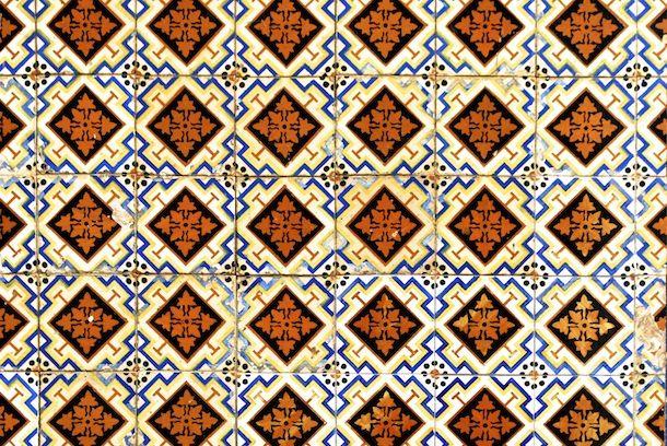 Always Order Dessert: Travel Diaries: Sao Martinho do Porto, Portugal -- Food Blog and Recipes, Azulejos, Portuguese tiles