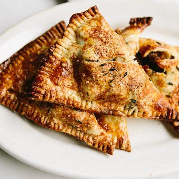 Sausage and Apple Pie in a Parmesan Thyme Crust   Recipe ...