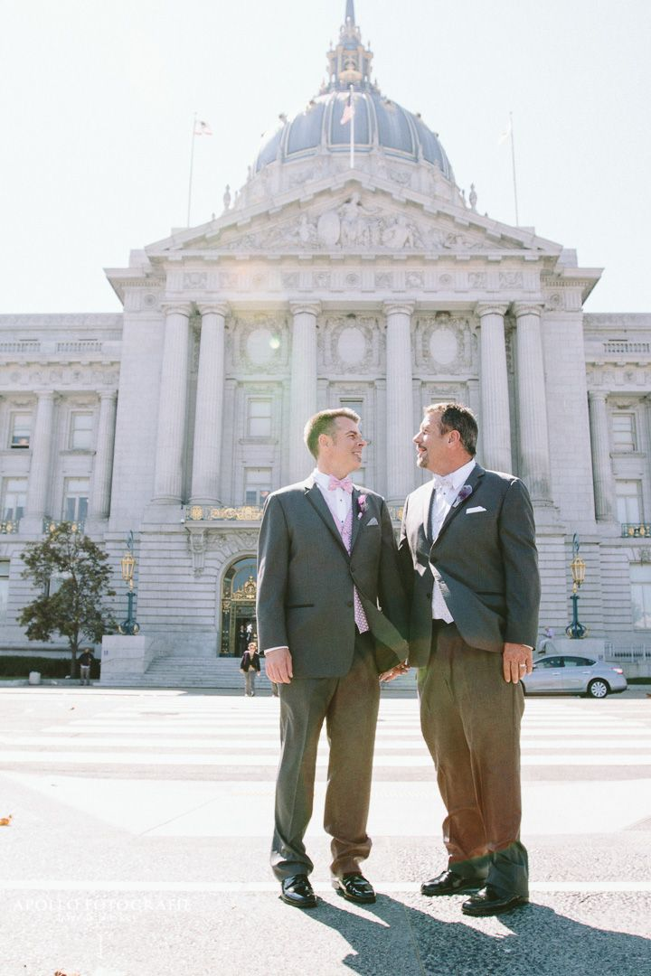 Mark & Randy's San Francisco City Hall Photography - Apollo Fotografie