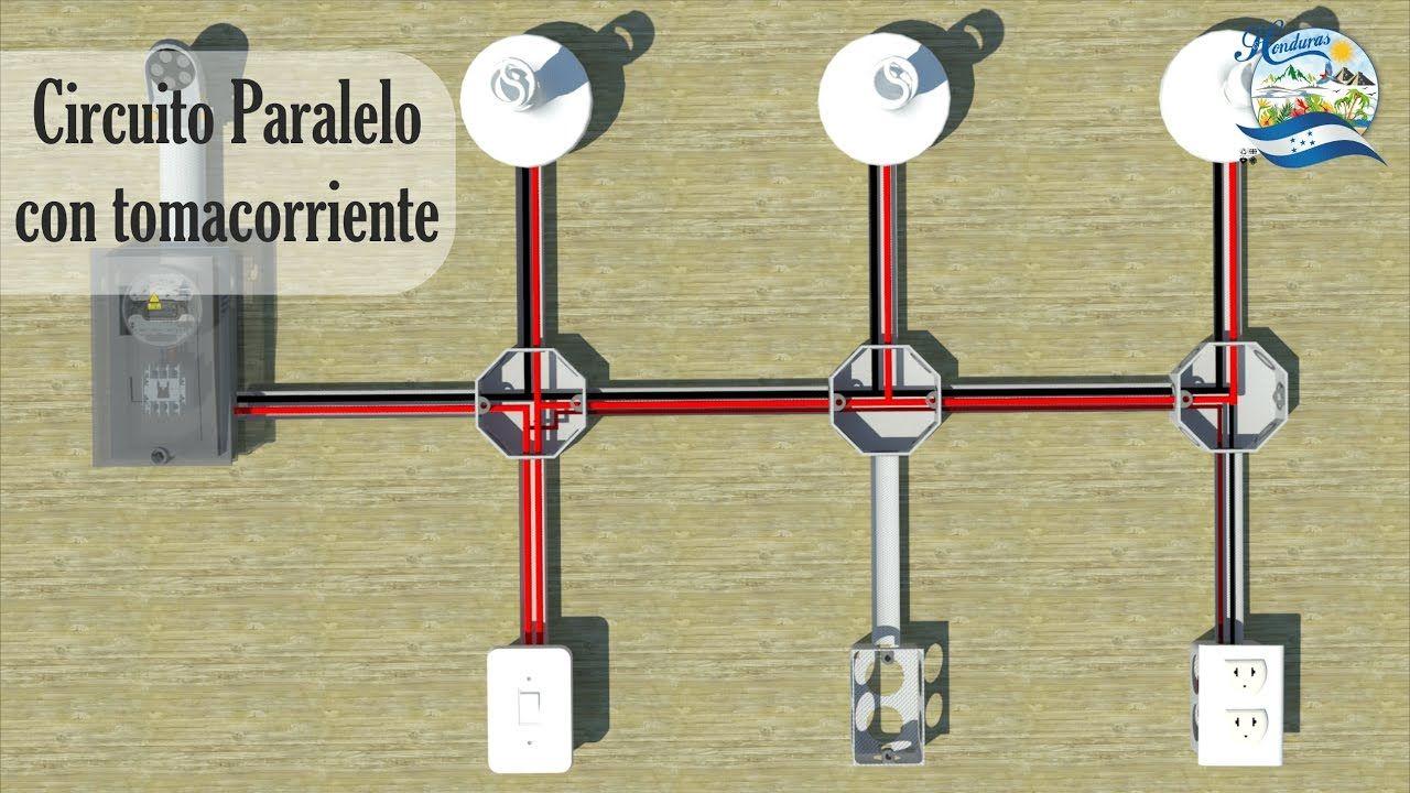 Circuito Jackson : Instalaciones eléctricas conexión de circuito paralelo con