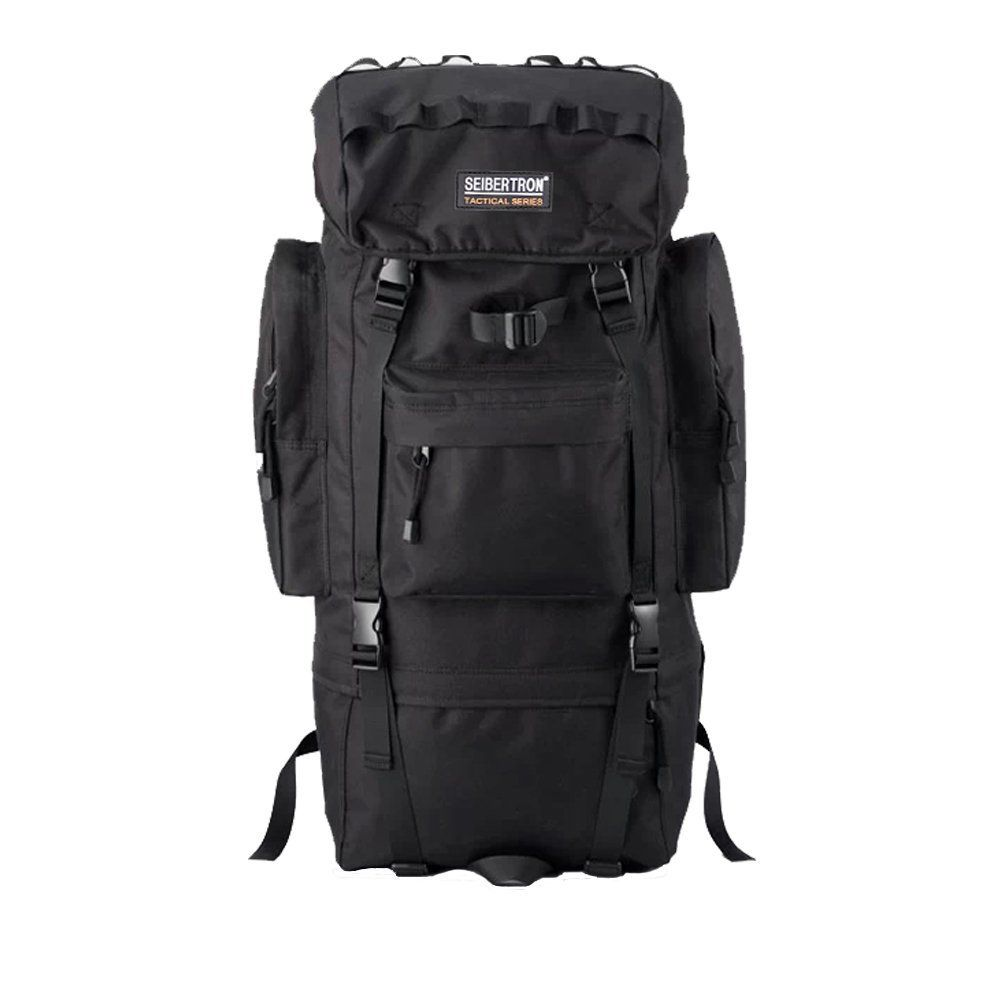 Seibertron Classic Series Sentinel 65L Internal Frame Pack Water ...