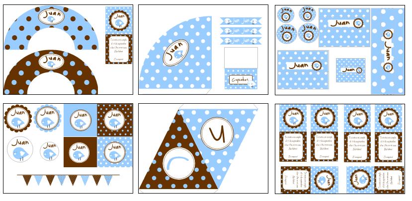 banderines baby shower para imprimir gratis  Buscar con Google