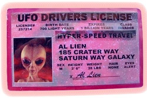 McLovin, eat your heart out... #aliens #space