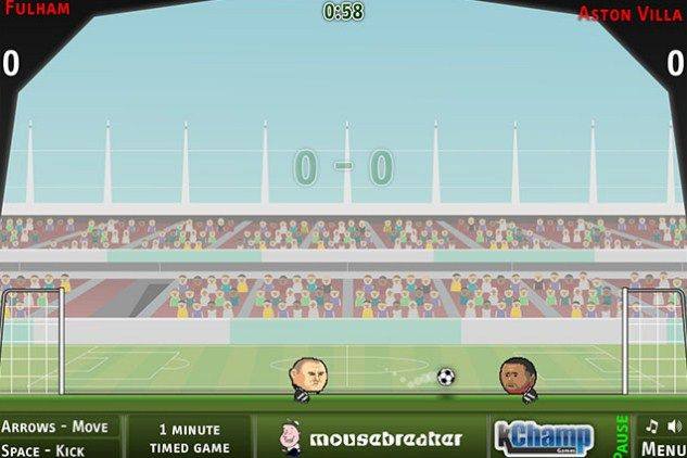 Play Soccer Heads Unblocked Games Online Free Http Soccerheadsunblocked Net Play Soccer Soccer Games Football Games
