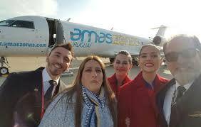 Resultado de imagen de amaszonas uruguay eventos