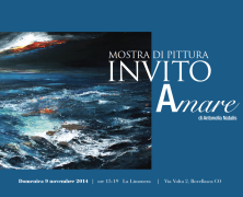 painting exhibition sea  a-mare