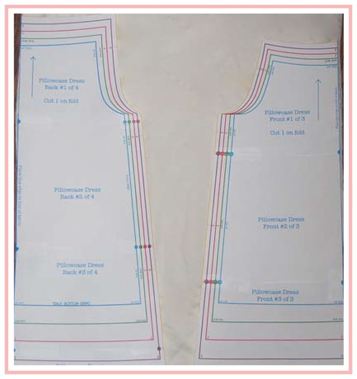 Sew Sweet Patterns: Pillowcase Dress Tutorial!   sew need to do this ...