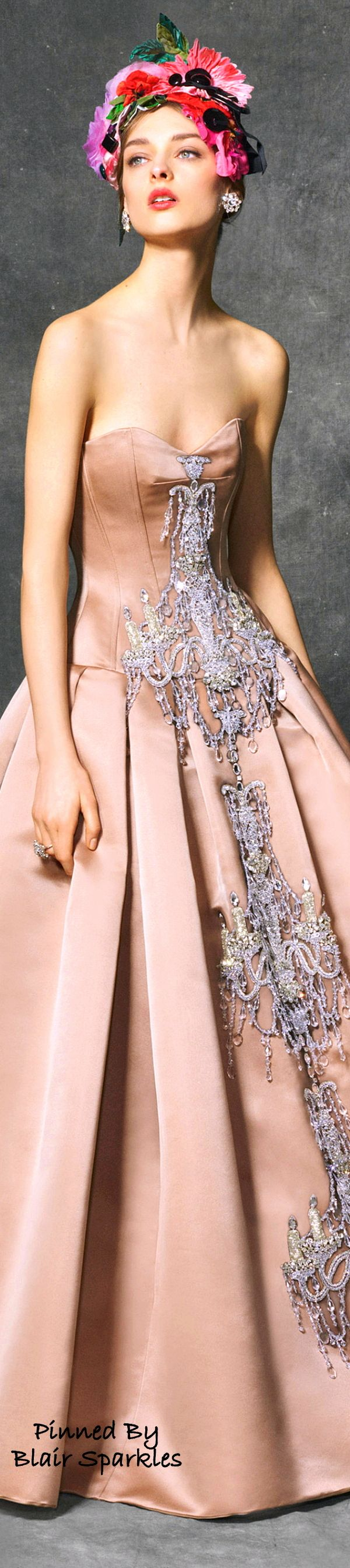 Dolce & Gabbana WINTER 2017 MODERN PRINCESS ~ ♕♚εїз | BLAIR ...