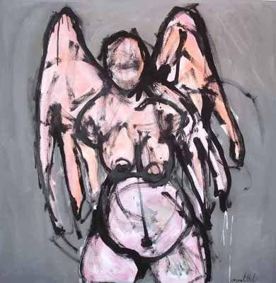 AURÉLIE MANTILLET 2008 Le Sexe des Anges Series. #8